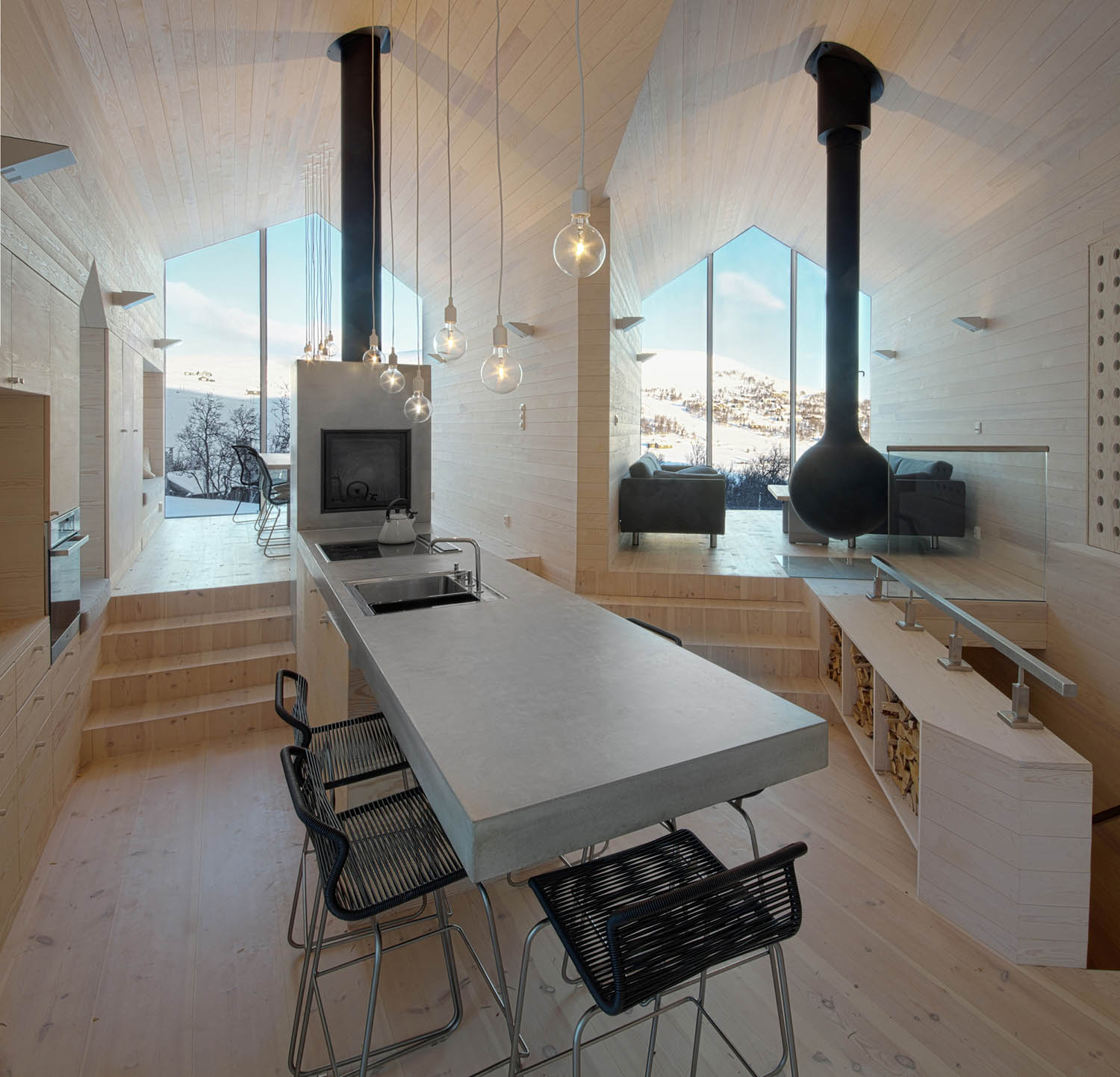 mountain-lodge-norway-kitchen