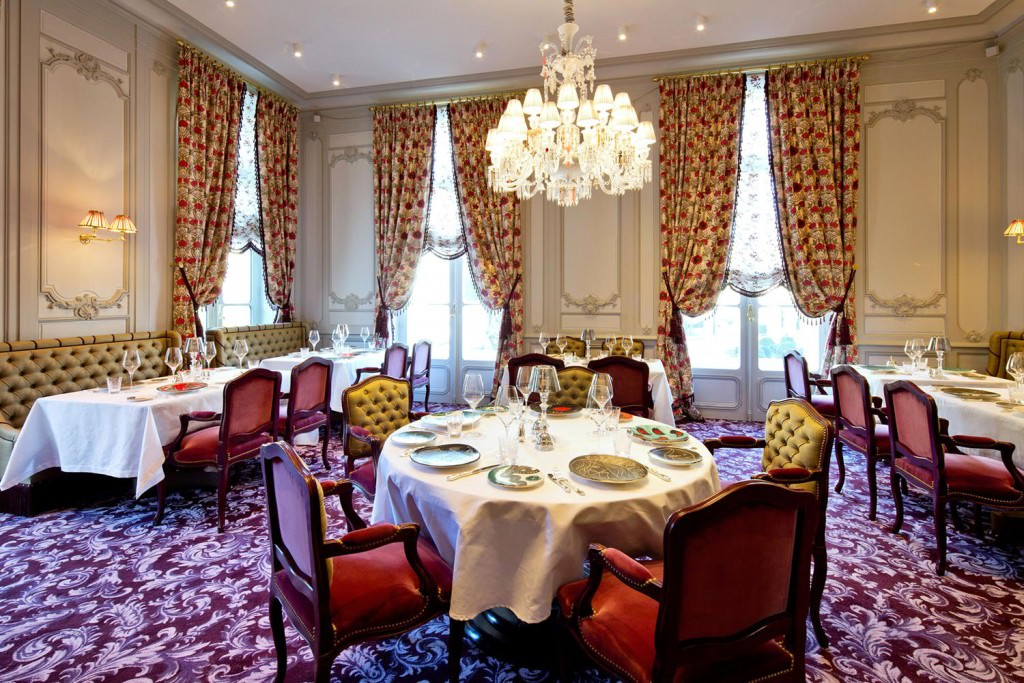 Gagnaire remplace robuchon la grande maison de bordeaux for La boutique bordeaux hotel