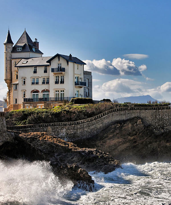 restaurant Biarritz & Côte Basque