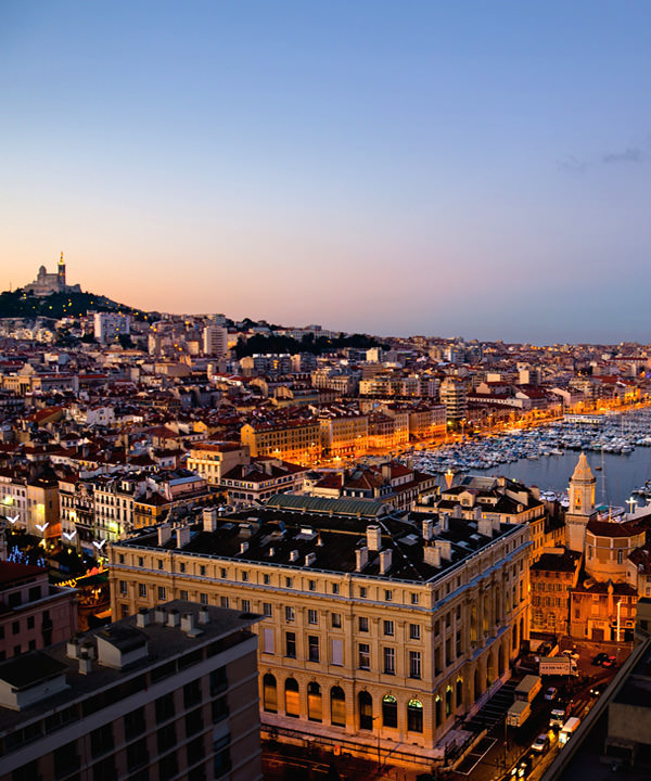 hotel Marseille & Alpilles