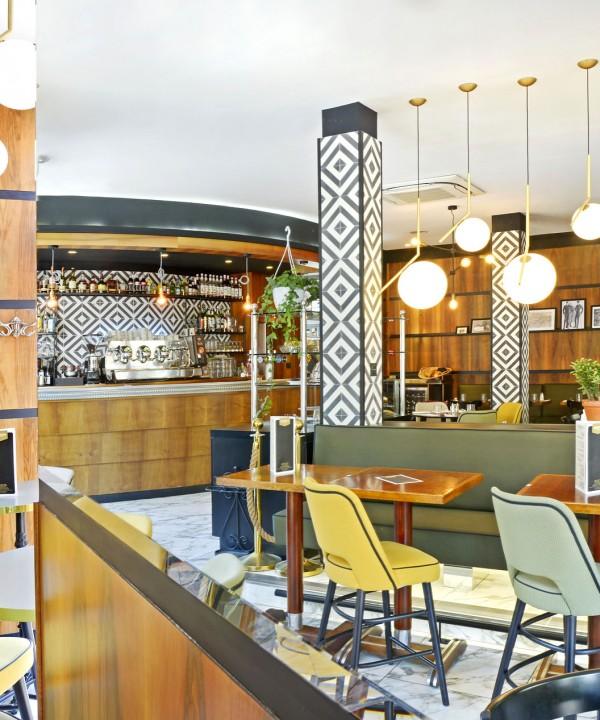 Le parisien restaurant Toulouse