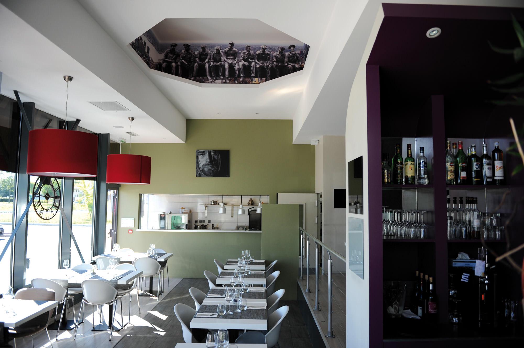 au go t des autres restaurant gastronomique belberaud 31. Black Bedroom Furniture Sets. Home Design Ideas