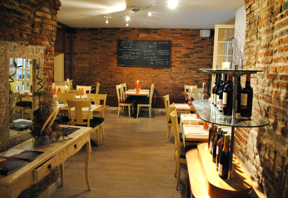 restaurant le perchepinte toulouse bistronomie en centre ville. Black Bedroom Furniture Sets. Home Design Ideas