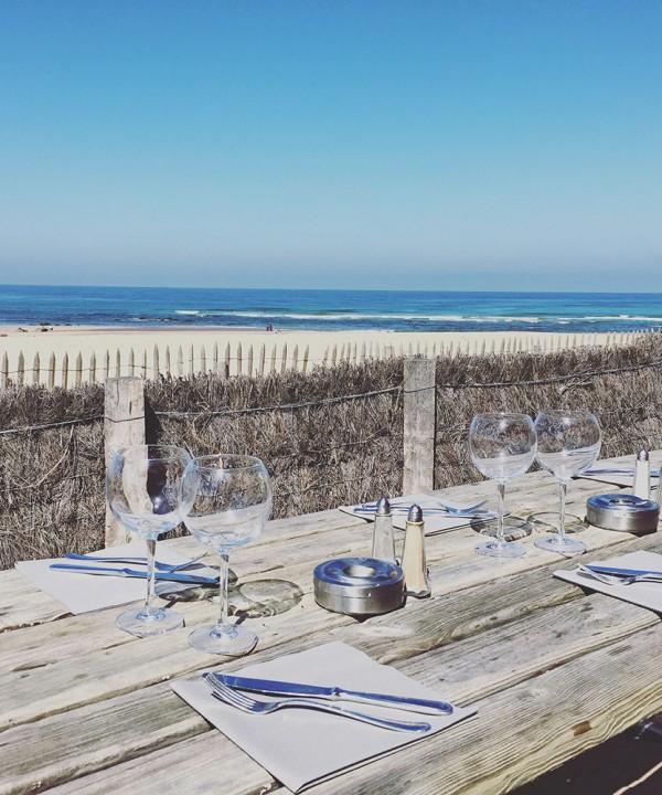 Bela gorri restaurant bidart