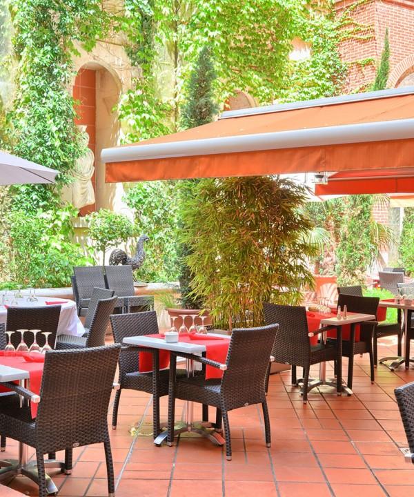 Restaurant 7 du Plaza Toulouse