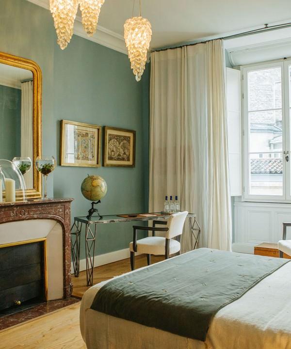 chambres d 39 h tes design charme et luxe bordeaux et en gironde. Black Bedroom Furniture Sets. Home Design Ideas