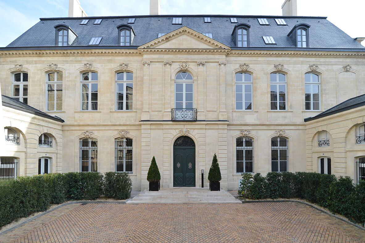 H tel de la tresne bordeaux maisons d 39 h tes de luxe et for Hotel de luxe bordeaux