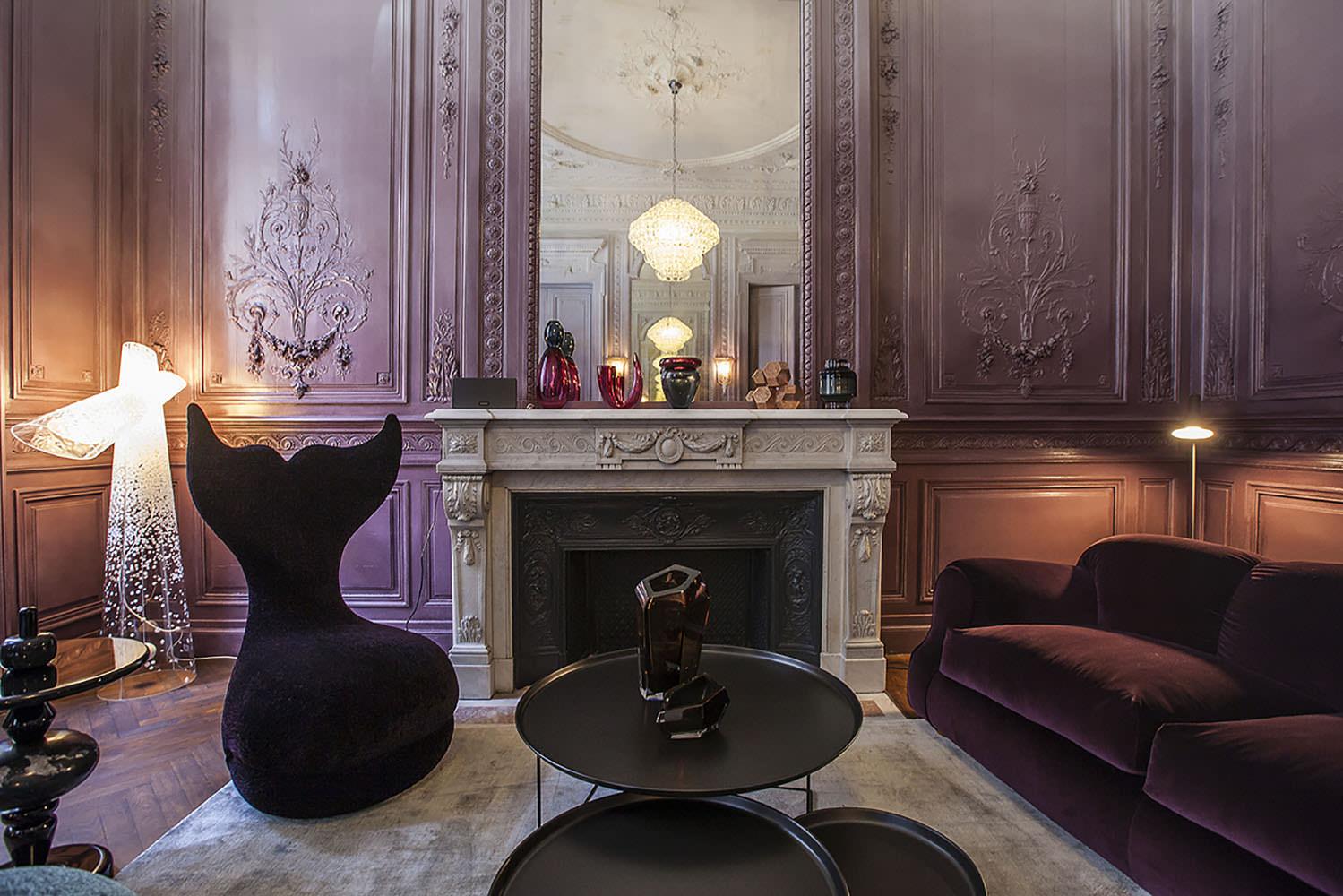 Yndo h tel 5 toiles bordeaux h tel de luxe design et art for Hotel design bordeaux
