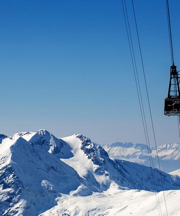 piste du Tunnel - Alpe d'Huez