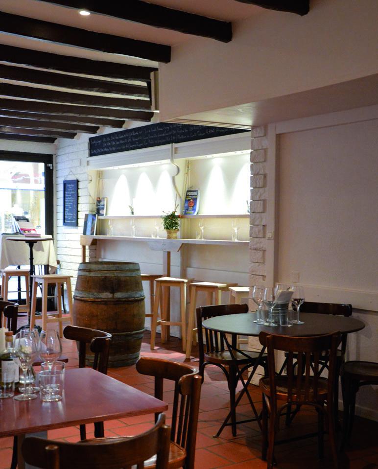 Restaurant la binocle toulouse cuisine bistronomique for Extra cuisine toulouse