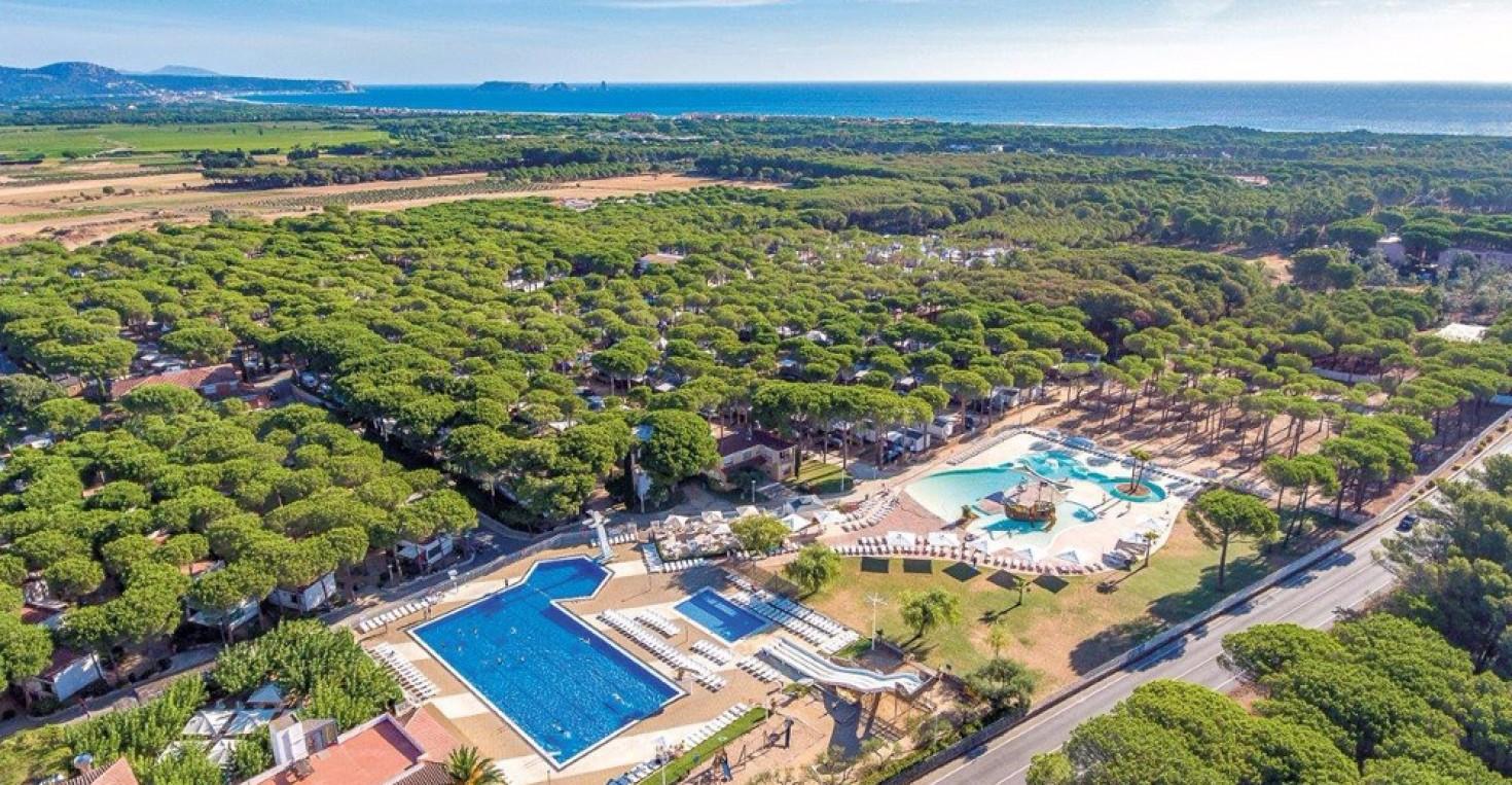 Camping 5 étoiles Costa Brava