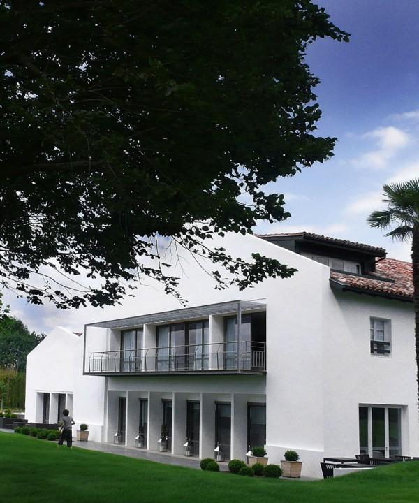 hôtel auberge basque 4*