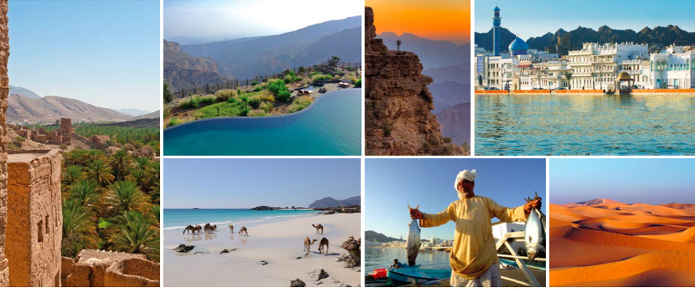 Tourisme dans le désert