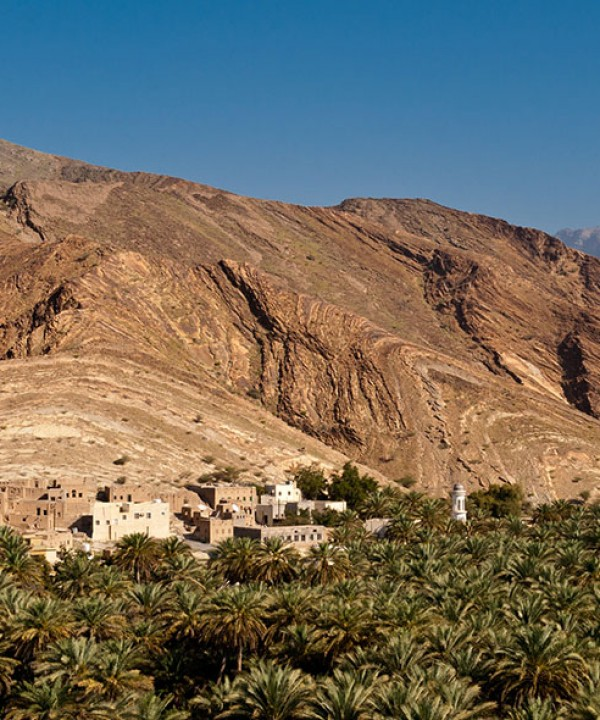 Oman travel