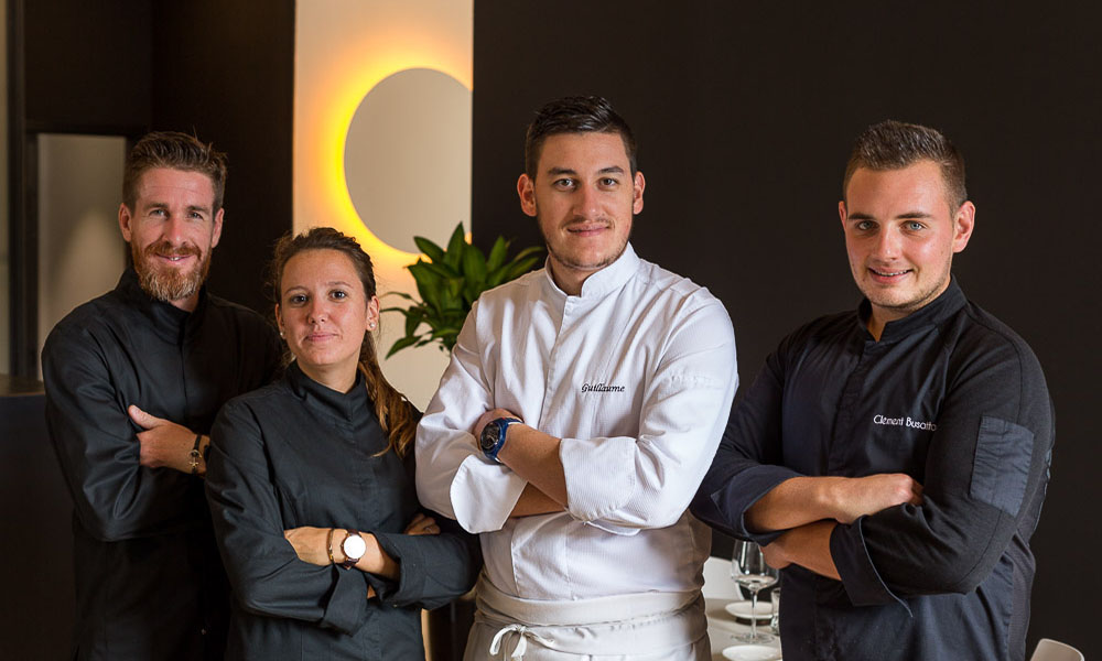 chef Guillaume Momboisse Toulouse