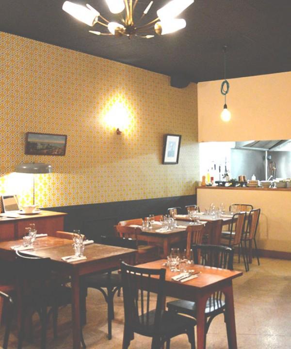 restaurant le rocher de la vierge Toulouse