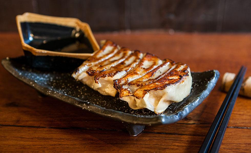 Les Gyozas - Crédit photo Fufu restaurant