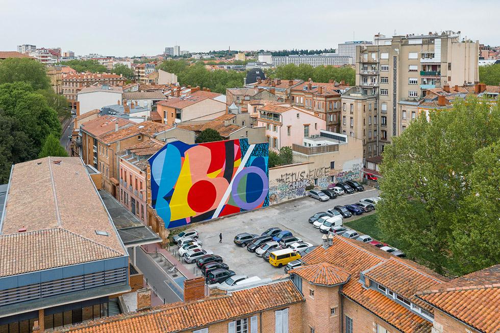 L'oeuvre de Hense à Toulouse.