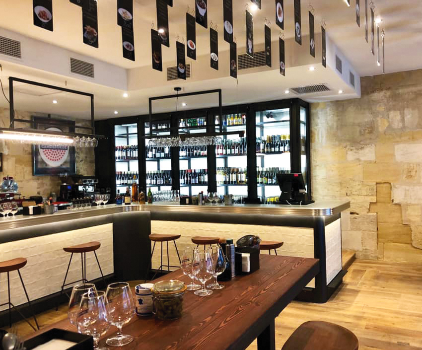 Restaurant L Avant Comptoir Du Palais Julien Camdeborde Bordeaux