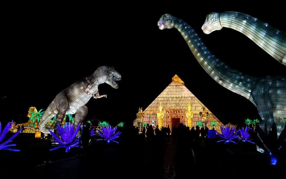 dinosaures-festival-lanternes-gaillac