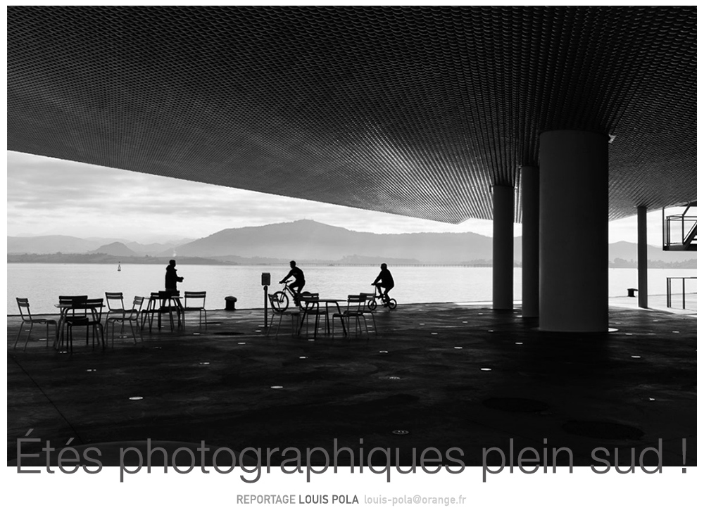 Photo de couverture : Laudeline Auriol exposée aux Chemins de la Photographie d'Accent (64).