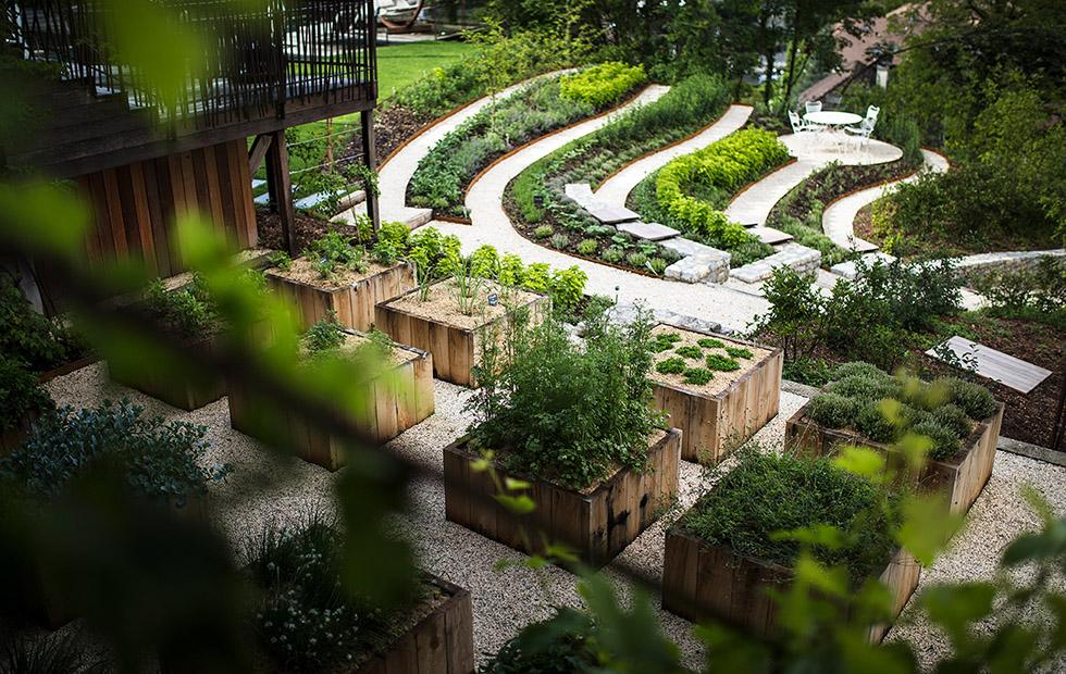 Le Jardin en permaculture du Clods des Sens