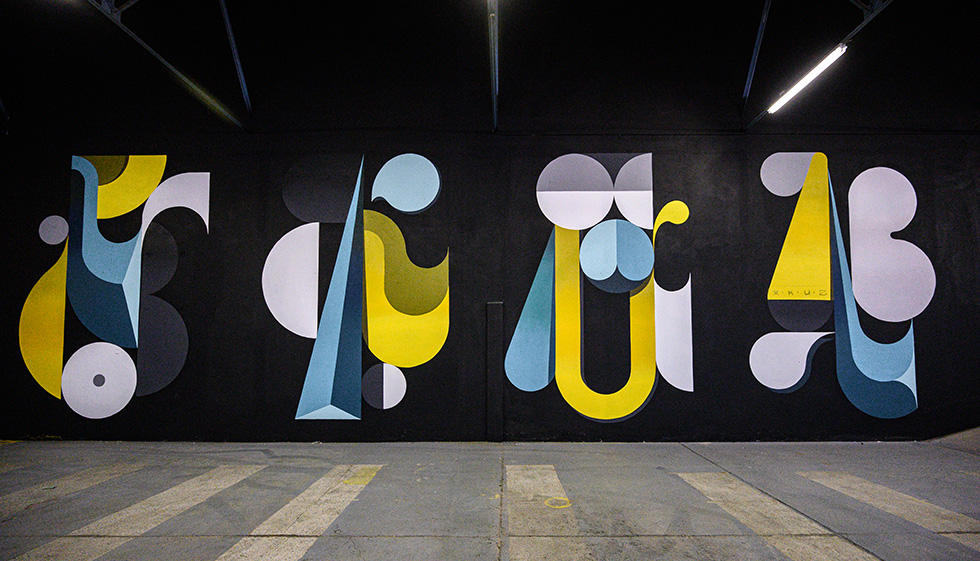 Lay Up Toulouse - Exposition d'art urbain