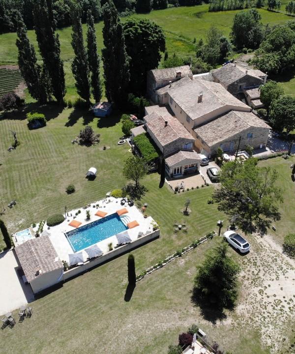 Chambres d'hôtes de charme en Provence