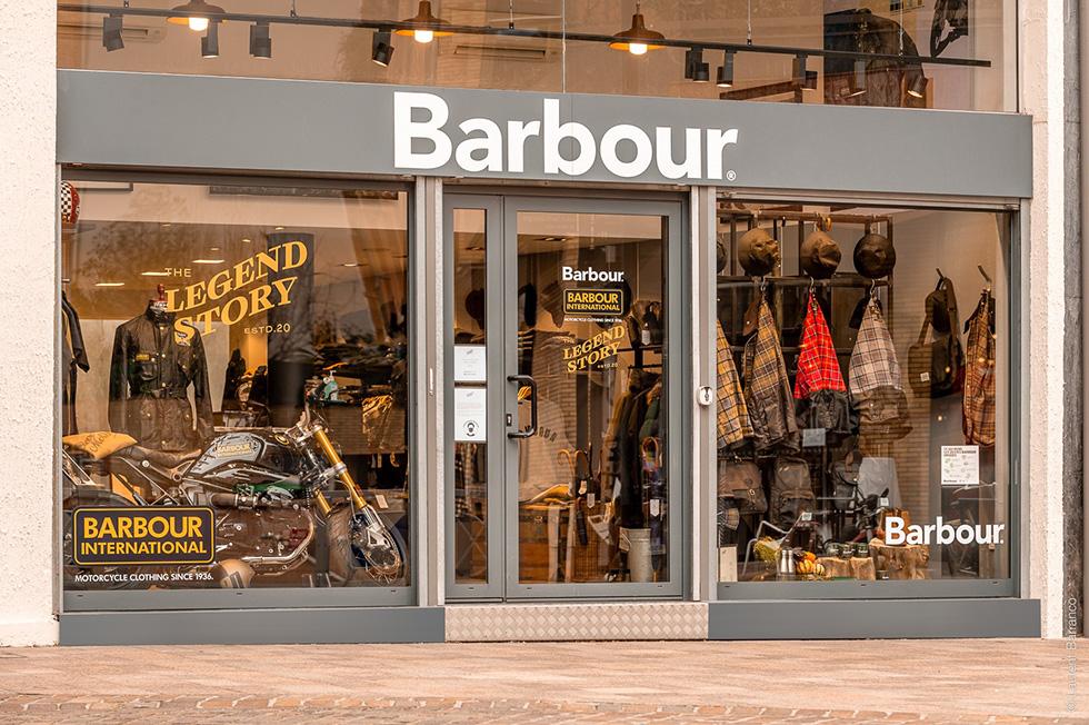 Barbour Legend Story à Toulouse.