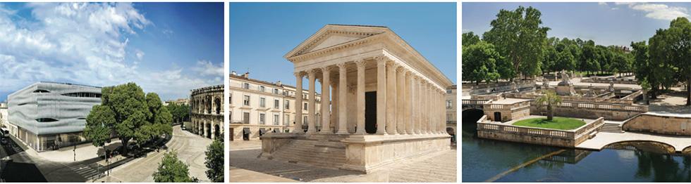 nimes-musee-romanité-maison-carree
